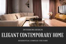 Amenajare apartament in stil contemporan elegant, Complex The Park