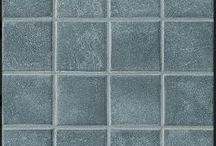 Crossville bath and kitchen / Crossville is an elegant way to beautify your home. What's more, it's the most durable surfacing material you can choose for your walls, floors, countertops anywhere you want exciting color and texture combined with the easiest upkeep imaginable.