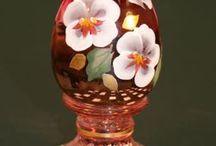 Glass Eggs