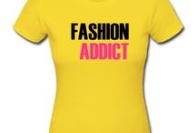 tee shirt Fashion Addict / http://legiux.spreadshirt.fr/fashion-addict-I15097878