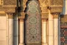 Eastern tiles