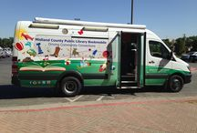 Bookmobile / Coming Fall 2015 / by Midland County Public Library