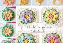 Crochet inspiration / For when I learn to crochet