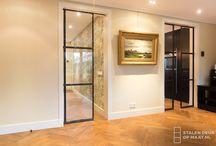 Stalen deuren Zeist / Voor mooie, stijlvolle stalen deuren bent u hier aan het goede adres. De deuren die we in Zeist hebben gemaakt zijn een dubbele en een enkele En Suite-deur. Bezoek www.stalendeuropmaat.nl voor meer informatie.