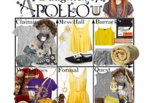 Percy Jackson Outfits ♡