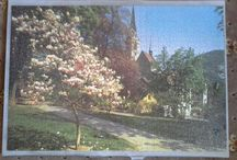 jigsaws I have done