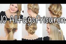 Haare ♀️