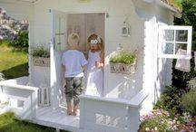 Cubby house inspo