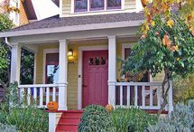 Pretty homes & yards