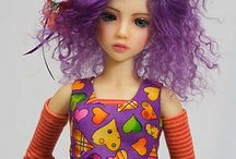 Dolls / by Creative Busy Bee
