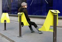 street-urban furniture