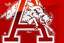 My Razorbacks! / by Jacqueline Rogers