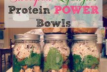 Quick & Healthy Lunch Meals To Go / by Brenda Critell