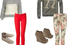 Cute Outfits / My dream closet  / by Steph Nelson