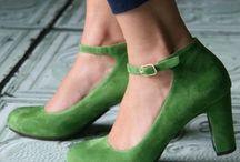 Pantofi adevarati