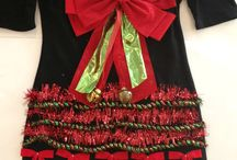 Ugly Christmas Sweater event / Get ready for December's First Thursday!  It's an Ugly Christmas Sweater party!