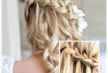 Hair Styles / Hair for weddings and stuff