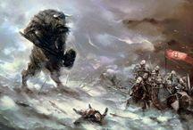 War, fight, die on the land of Mainground