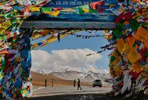 Mount Everest Reisen / Abenteurliche Wanderungen und Trekkingtouren zum Mount Everest Basislager.