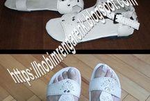 Deri Sandalet Yapımı - Leather Sandal Construction
