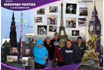 OZ00107 European Yuletide / 3—16 December 2014