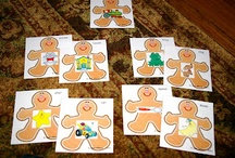 Lit: The Gingerbread Man