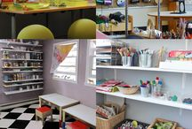 Maker Space/Tinker Lab