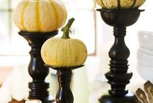 Fall decor / by Jen Brommer