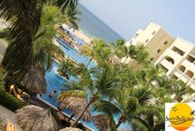 Best Resort Pools / Check out the BEST pools throughout the Caribbean, Mexico & Hawaii for honeymooners!