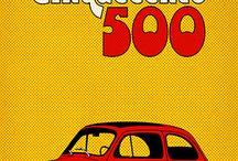 500 locandine