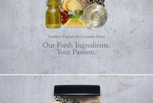 Inspiration for - product advertisment