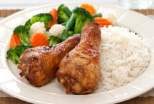 meals with chicken