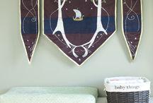 Baby Nursery | Tolkien-Inspired
