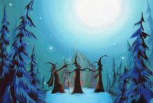 Witches Gather Here / by Margie Rodriguez