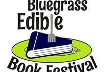Edible Books / Edible Books are taking over the library! MCPL is one of the participating libraries the first annual Bluegrass Edible Book Festival competition coming this April!  It doesn't have to be a cake!