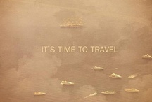 it's time to travel