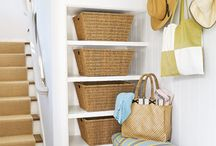 Organizing Mudroom