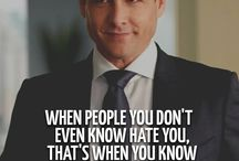 Harvey Spector Quotes
