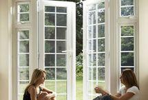 Window and door combo