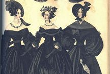 Historical Clothing: 1830s
