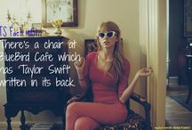 Taylor Swift / by Amanda Frothingham