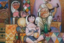 Arabic Art / Artist