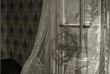 Window Treatments / by Amy Suardi (Frugal Mama)