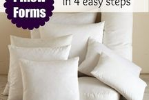 Crafts-Sewing Pillows
