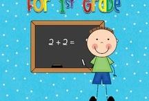 1st Grade / by Lisa McLinskey