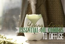 essential oils / by Stephanie Japort