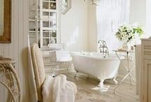 vintage fürdőszoba