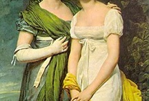 Regency women / A collection of fashion and social history related to British women in the Regency period.