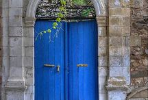 Greek Doorways