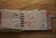Junk journal / by Gretchen Ritter